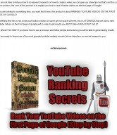 Training:  YouTube Ranking